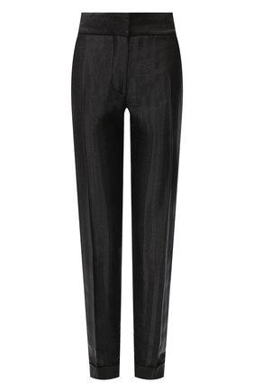 Женские брюки TOM FORD черного цвета, арт. PAW346-FAX754 | Фото 1