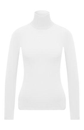Женская водолазка из вискозы STELLA MCCARTNEY белого цвета, арт. 601794/S2076 | Фото 1