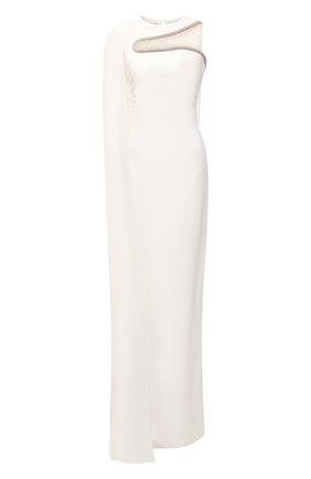 Женское платье STELLA MCCARTNEY белого цвета, арт. 602003/SNA28 | Фото 1