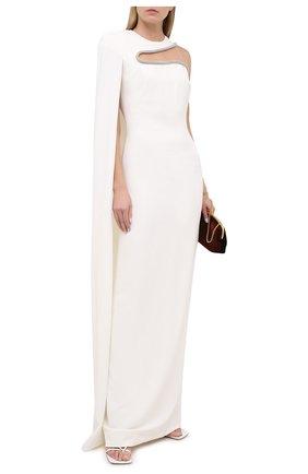 Женское платье STELLA MCCARTNEY белого цвета, арт. 602003/SNA28 | Фото 2