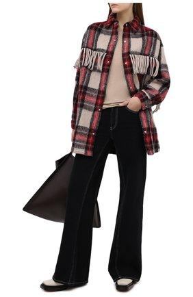 Женская куртка IRO разноцветного цвета, арт. WM01C0CHA | Фото 2