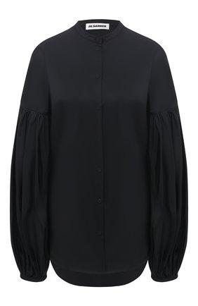 Женская блузка JIL SANDER черного цвета, арт. JSWR605306-WR442200 | Фото 1