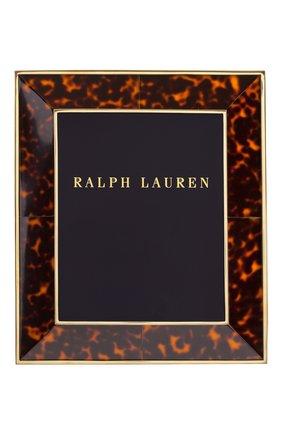 Рамка для фотографий julian RALPH LAUREN коричневого цвета, арт. 682626877001 | Фото 1