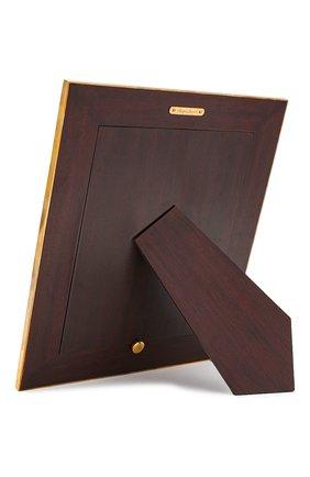 Рамка для фотографий julian RALPH LAUREN коричневого цвета, арт. 682626877001 | Фото 2