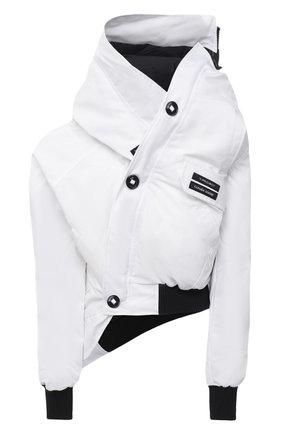 Женский пуховая куртка y/project x canada goose Y/PROJECT белого цвета, арт. YPCGJACK1 F230 | Фото 1