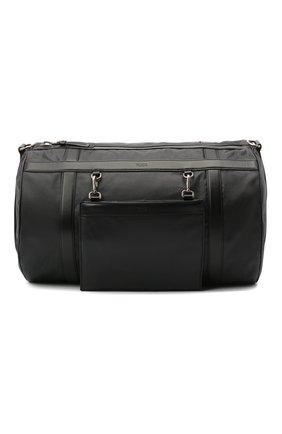 Мужская текстильная дорожная сумка TOD'S темно-синего цвета, арт. XBMTRVK04000YW   Фото 1