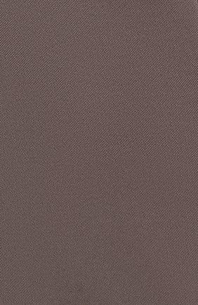 Мужские брюки из хлопка и кашемира MARCO PESCAROLO светло-коричневого цвета, арт. CARACCI0L0/4210 | Фото 5 (Big sizes: Big Sizes; Длина (брюки, джинсы): Стандартные; Случай: Повседневный; Материал внешний: Хлопок; Стили: Кэжуэл)