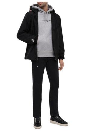 Мужские джинсы JACOB COHEN черного цвета, арт. J688 ECCELLENZA C0MF 02044-W1/54 | Фото 2