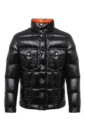 Мужская пуховая куртка montmirail MONCLER темно-синего цвета, арт. F2-091-1A567-00-C0613 | Фото 1
