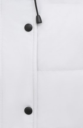 Женский пуховик shelburne CANADA GOOSE серебряного цвета, арт. 3802LB | Фото 5