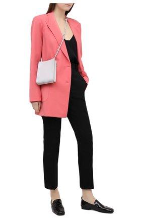 Женский шерстяной жакет JOSEPH розового цвета, арт. JP000986 | Фото 2