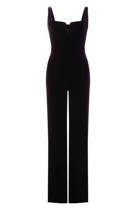 Женский комбинезон GALVAN LONDON фиолетового цвета, арт. PS2050 VELVET | Фото 1