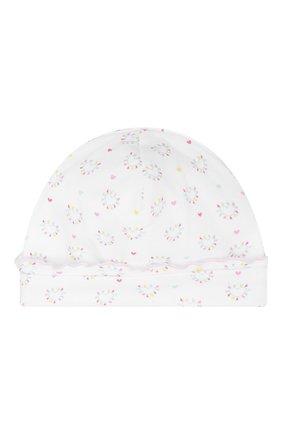 Детского хлопковая шапка KISSY KISSY разноцветного цвета, арт. KG505061N | Фото 1