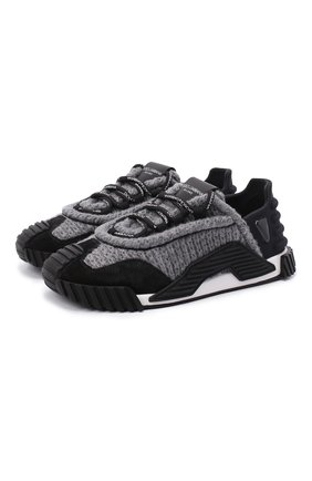 Комбинированные кроссовки Ns 1 | Фото №1