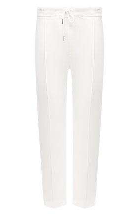 Мужской брюки TOM FORD белого цвета, арт. TFJ997/BV271 | Фото 1