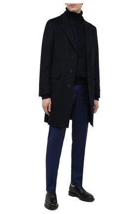 Мужские кожаные оксфорды O`KEEFFE черного цвета, арт. 0K1565/QUEBEC   Фото 2