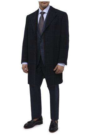 Мужской шерстяной костюм CANALI синего цвета, арт. 19220/93/BR02785/60-64 | Фото 1
