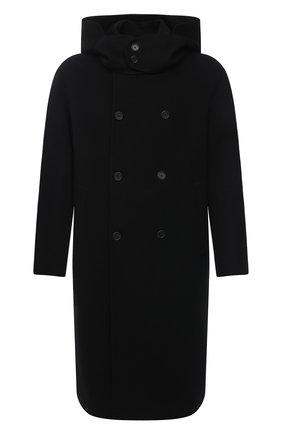 Мужской шерстяное пальто STELLA MCCARTNEY черного цвета, арт. 601844/SP007 | Фото 1