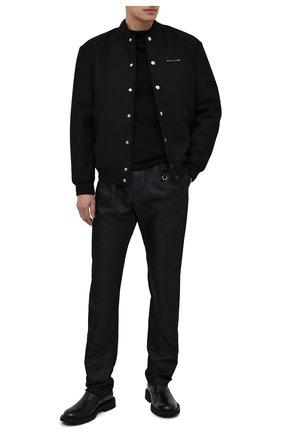 Мужские брюки 1017 ALYX 9SM черного цвета, арт. AAMPA0151FA01   Фото 2