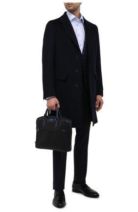 Мужская сумка для ноутбука stepan SERAPIAN черного цвета, арт. SSTEPMLL7125M37B | Фото 2