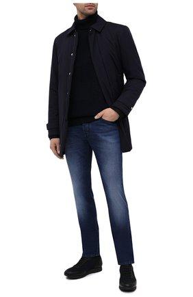 Мужские джинсы JACOB COHEN синего цвета, арт. J688 ECCELLENZA C0MF 02055-W2/54 | Фото 2