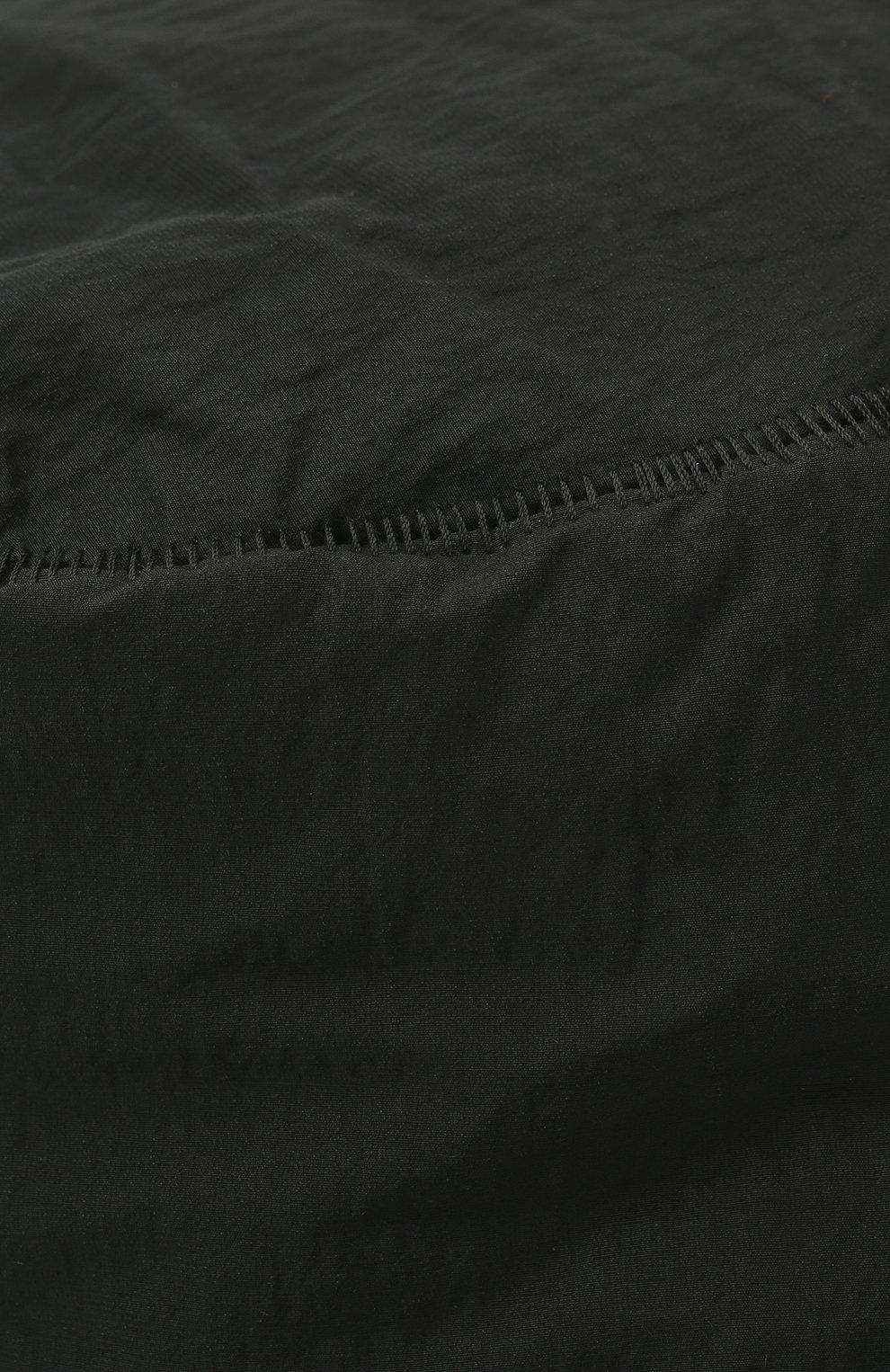 Мужская панама TRANSIT темно-серого цвета, арт. HATUTRM5002 | Фото 3