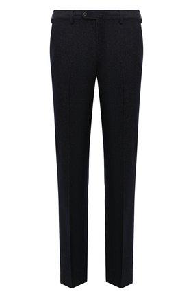 Мужские брюки LORO PIANA темно-синего цвета, арт. FAL4070 | Фото 1