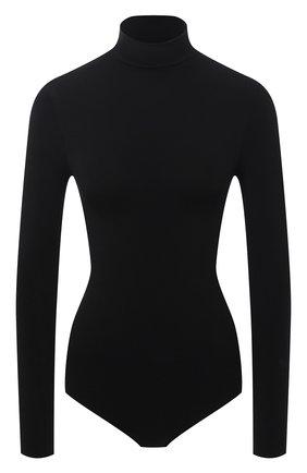 Женское боди FALKE черного цвета, арт. 40924 | Фото 1