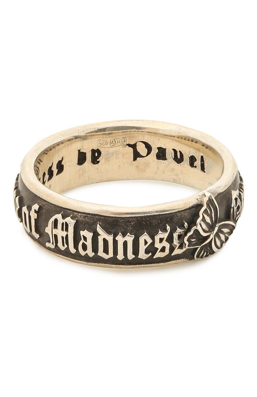 Женское кольцо благодать безумия GL JEWELRY серебряного цвета, арт. PB560   Фото 2
