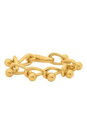Женский браслет LOEWE золотого цвета, арт. J242240X02 | Фото 1