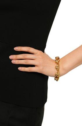 Женский браслет LOEWE золотого цвета, арт. J242240X02 | Фото 2