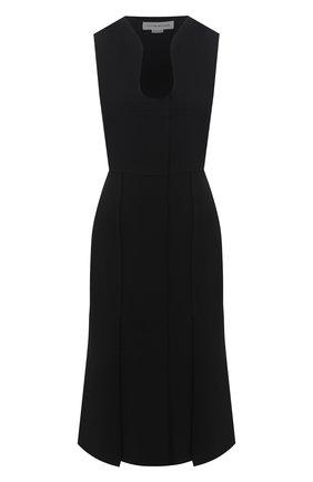 Женское платье VICTORIA BECKHAM черного цвета, арт. 1420WDR001959B | Фото 1