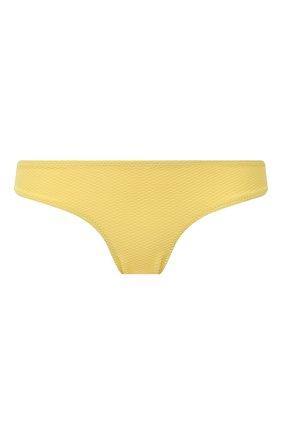 Женский плавки-бикини HEIDI KLEIN желтого цвета, арт. 20HSCN0216 | Фото 1