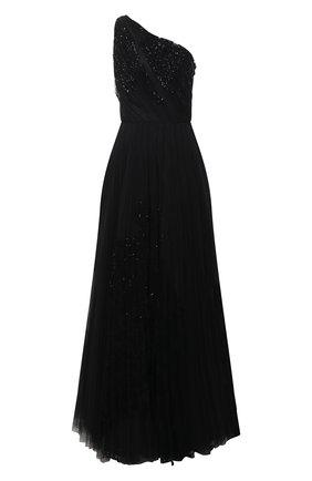 Женское платье RALPH LAUREN черного цвета, арт. 290820746   Фото 1