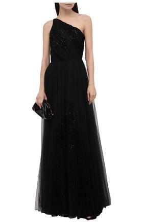 Женское платье RALPH LAUREN черного цвета, арт. 290820746 | Фото 2