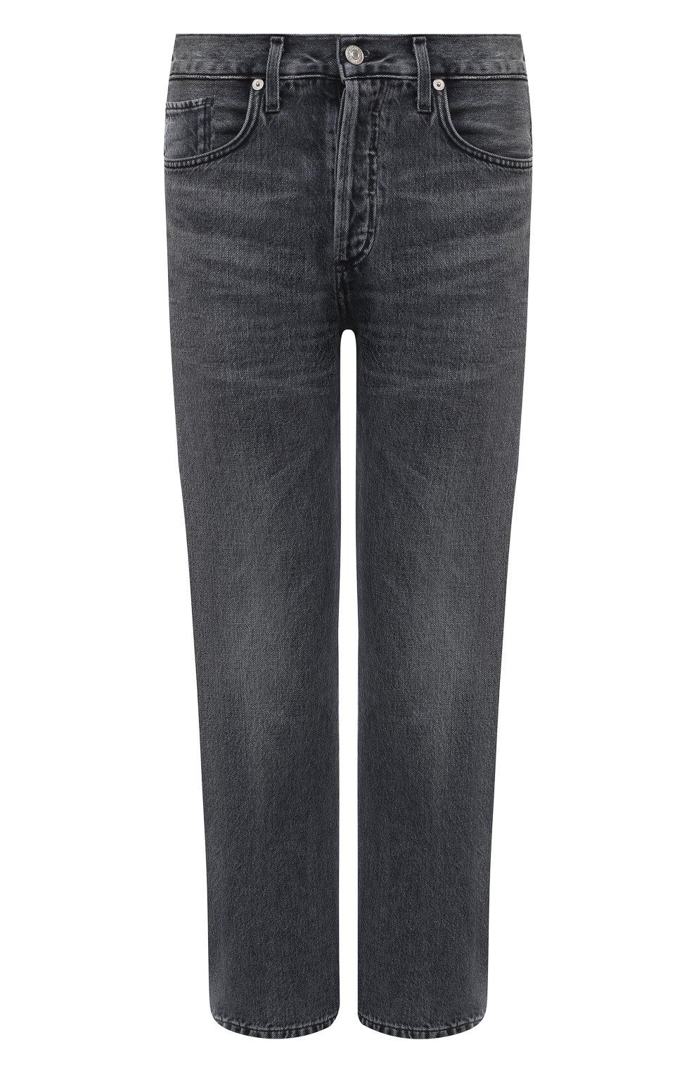 Женские джинсы CITIZENS OF HUMANITY серого цвета, арт. 1766-1193 | Фото 1