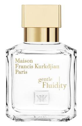 Парфюмерная вода gentle fluidity gold MAISON FRANCIS KURKDJIAN бесцветного цвета, арт. 1022802 | Фото 1