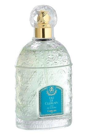 Мужской одеколон eau de guerlain (100ml) GUERLAIN бесцветного цвета, арт. 024381 | Фото 1 (Ограничения доставки: flammable)