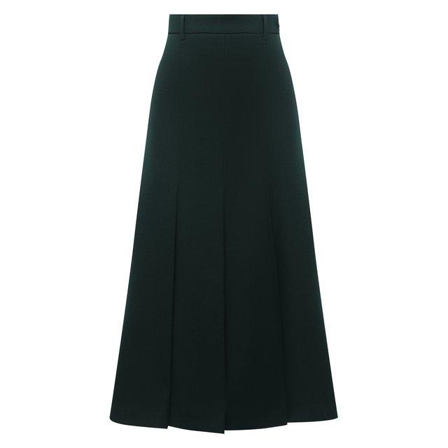 Шерстяная юбка Ami