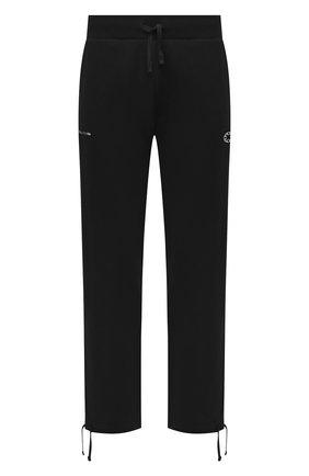 Мужской хлопковые брюки 1017 ALYX 9SM черного цвета, арт. AAUPA0146FA01 | Фото 1
