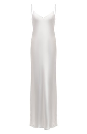 Женское платье GALVAN LONDON серебряного цвета, арт. 120SGDR0001 | Фото 1