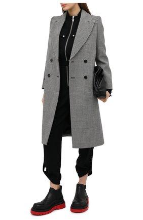 Женский комбинезон MICHAEL MICHAEL KORS черного цвета, арт. MF0804Y6BZ | Фото 2