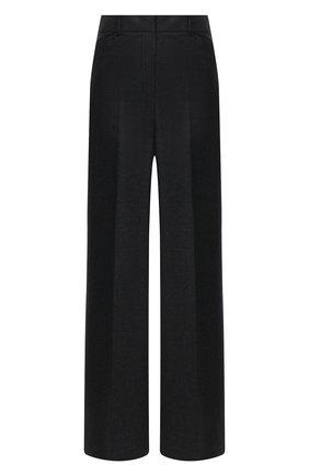 Женские шерстяные брюки THEORY серого цвета, арт. K0801209 | Фото 1
