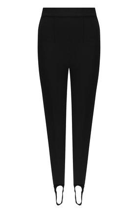 Женские брюки со штрипками ISABEL MARANT черного цвета, арт. PA1788-20H028I/NAN0U | Фото 1
