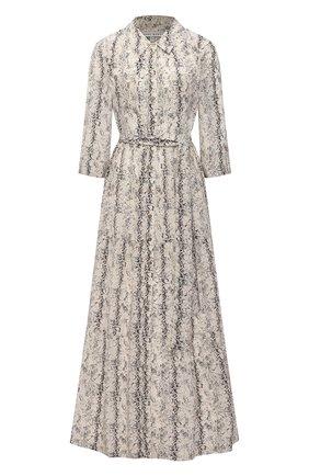 Женское шелковое платье HEIDI KLEIN разноцветного цвета, арт. 20HSZM2883 | Фото 1