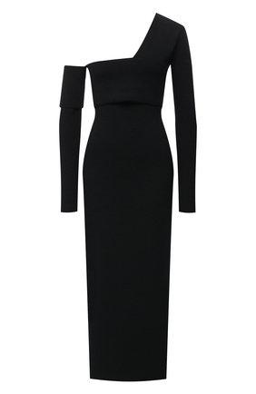 Женское платье PROENZA SCHOULER черного цвета, арт. R2047530-KY204 | Фото 1