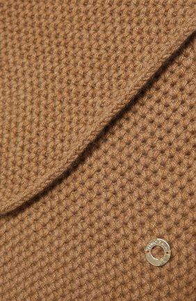 Мужские кашемировый шарф rougemont LORO PIANA бежевого цвета, арт. FAE1299 | Фото 2
