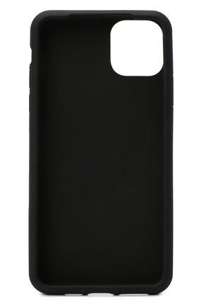 Чехол для iphone 11 pro max DOLCE & GABBANA черного цвета, арт. BI2688/AW532 | Фото 2