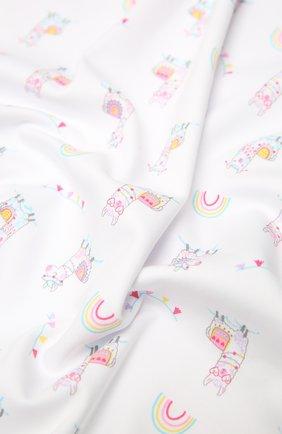 Детского хлопковое одеяло KISSY KISSY разноцветного цвета, арт. KG7050580   Фото 2