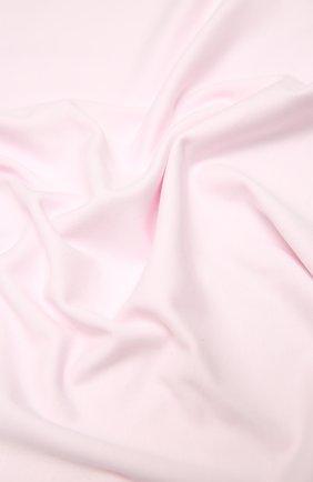 Детского хлопковое одеяло KISSY KISSY розового цвета, арт. KG7051780 | Фото 2
